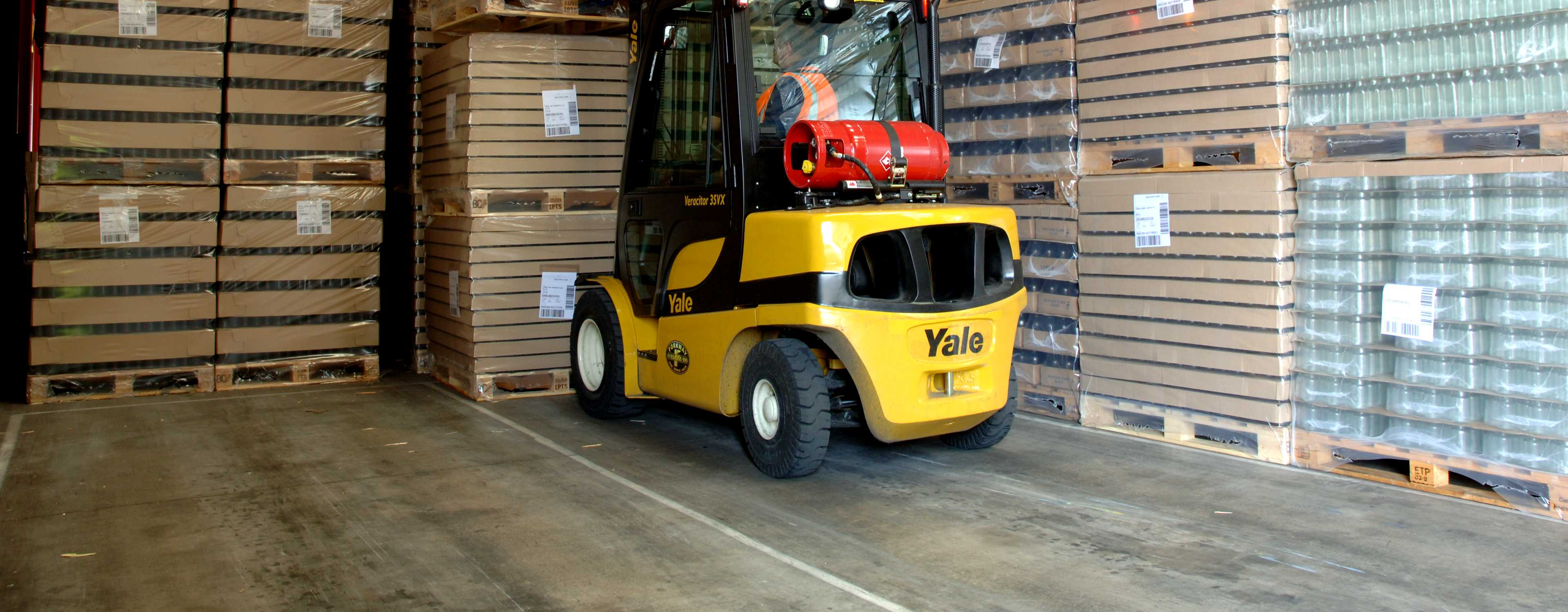 mackay forklifts